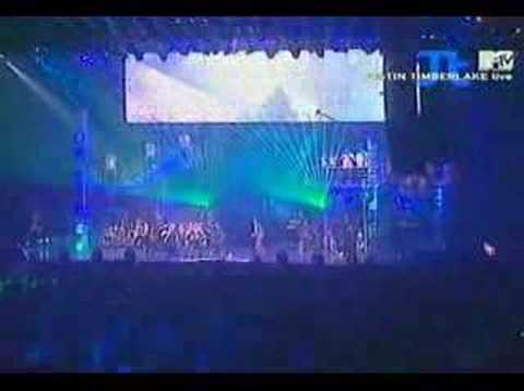 Justin Timberlake - Last Night Live Version