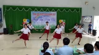 MÚA DÂN VŨ - BỐ ƠI MÌNH ĐI ĐÂU THẾ + BẮC KIM THANG - TRẠI HÈ QUẬN THỐT NỐT 2017
