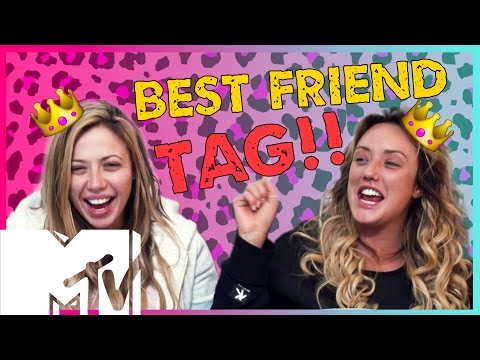 GEORDIE SHORE SEASON 12 | BEST FRIEND TAG: CHARLOTTE AND HOLLY | MTV thumbnail