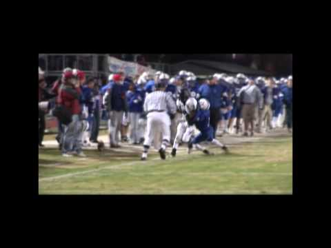 Walton High School Football Playoff #2 of 2007