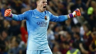 Marc Andre Ter Stegen●Great Best Saves●FC Barcelona●ᴴᴰ