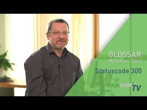 Statuscode 301/302 - Miniserie Teil 2 | FAIRRANK TV - Glossar