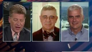 The Hard Line | Peter Morici and David McIntosh discuss Donald Trump firing Corey Lewandowsky