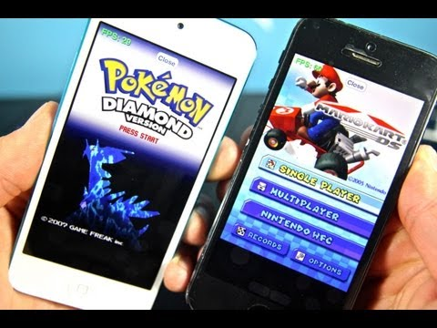 how to install nintendo ds emulator on iphone ipod touch ipad ios 6 7