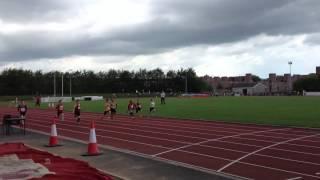 Leevale AC U12 60m Boys Munster Final 2012