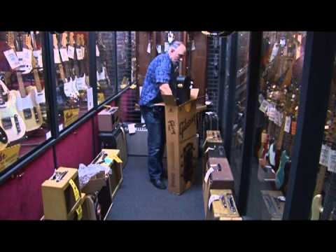Jimmy Page Les Paul - Special unboxing