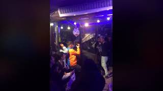 RICHCHOI hát live Real rap | Baby i'm real