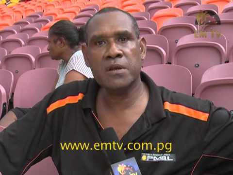 PNG Men's Basketball League Ends Round One of Proper Season