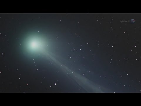 ScienceCasts: A Naked-Eye Comet in March 2013