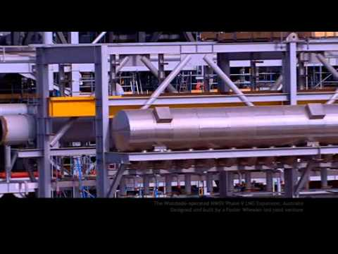 'Woodside' LNG Expansion - documentary film