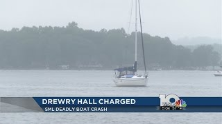 Charges filed in fatal July boating crash at Smith Mountain Lake