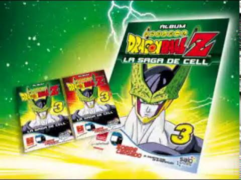 Álbum Dragon Ball Z  3