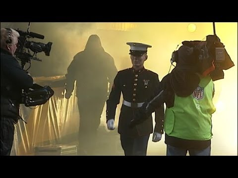 Local Marine Surprises Family With Homecoming At Steelers Game video