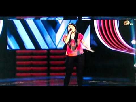 La Voz Mexico 3 - Mariana Damian - Insensible A Ti ( Programa 2 )