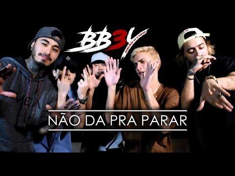 3YEAH - Não Da Pra Parar part Babilônia44  Prod Melo