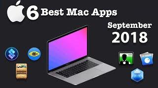 6 Best Mac Apps: September 2018