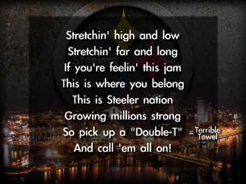 Steeler Fight Song: City of Steel (Radio Mix)