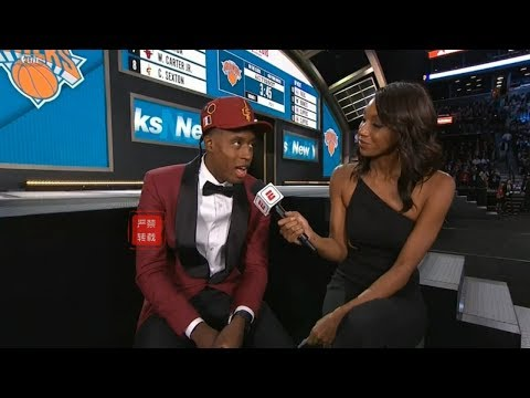 Collin Sexton Calls Out LeBron James After Being Drafted By Cavs:Stay Here& We'll Make History!