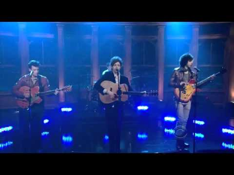 The Imagineers - Marianna (Live on the Late Late Show)
