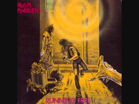 Iron Maiden - Burning Ambition