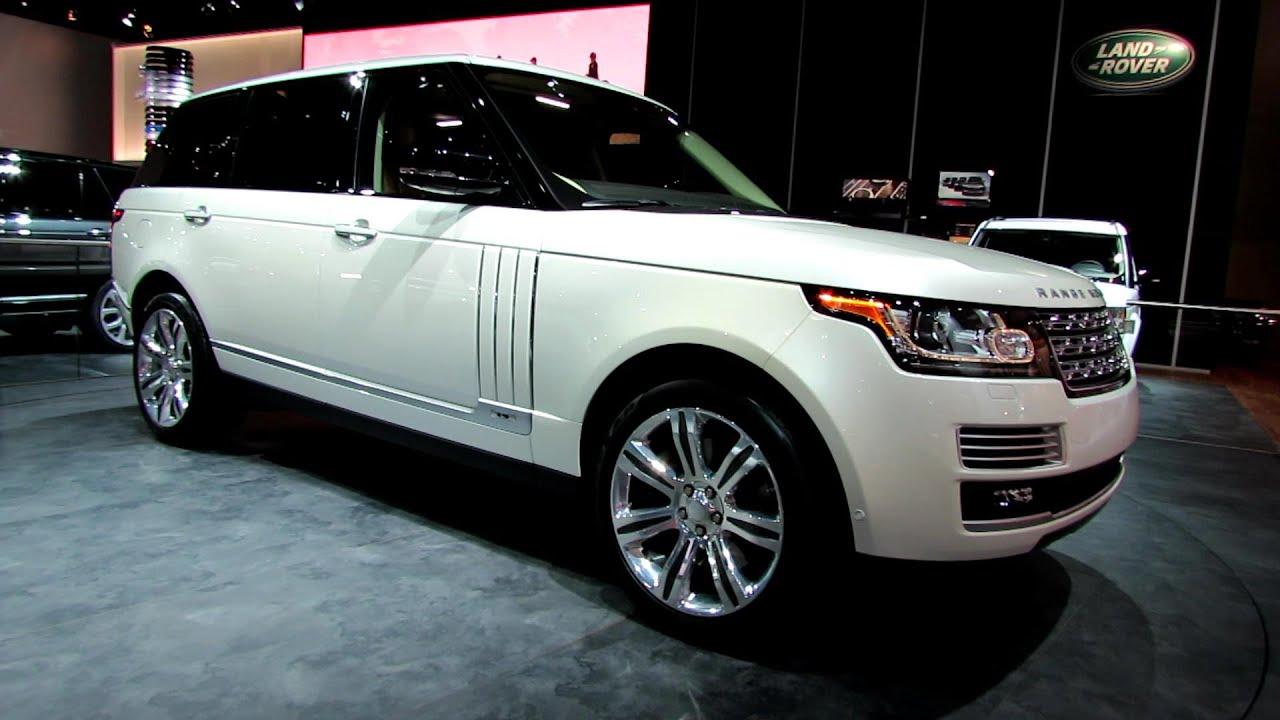 Range Rover Wheels 2015 2015 Range Rover Autobiography