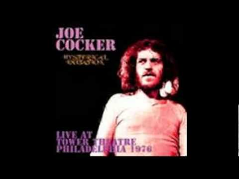 Joe Cocker - Joe Cocker - Space Captain  (Live at Tower Theater 1976)