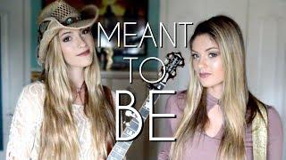 "Download Lagu ""Meant to Be"" Bebe Rexha ft  Florida Georgia Line | Diamond Dixie {COVER} Gratis STAFABAND"