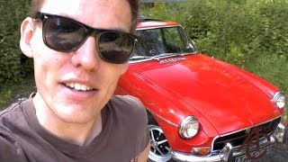 'Review' of my car - MGB GT