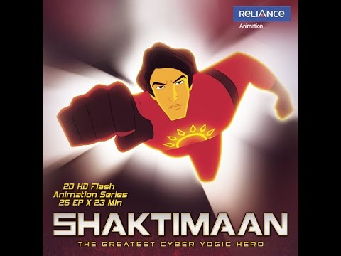 Shaktimaan Promo video