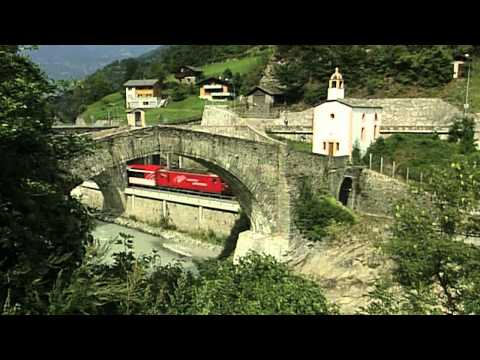 Glacer Express - Switzerland - Unesco World Heritage Sites