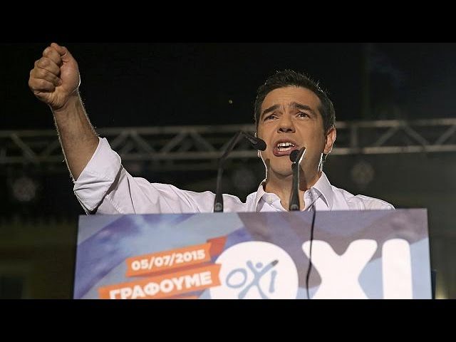 Grèce : fin de campagne passionnée à Athènes