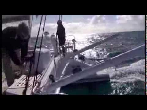 Catana 42 Test Sail and Look Inside