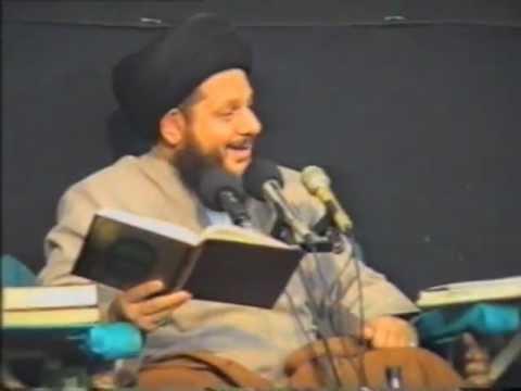 بحث حول الإسلام والإيمان في القرآن (سيد كمال الحيدري) 5/1