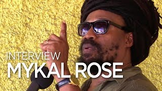 Interview With Mykal Rose February 2019
