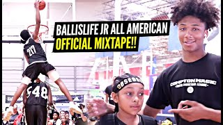The Ballislife Jr All American Camp WAS WILD! Middle Schoolers Are EVOLVING! Official Mixtape!