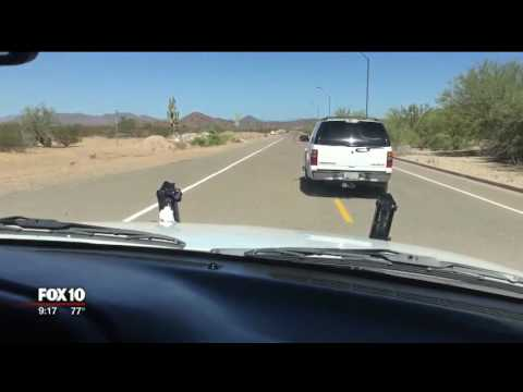 FNN: Arizona man invents device to stop high-speed pursuit suspects