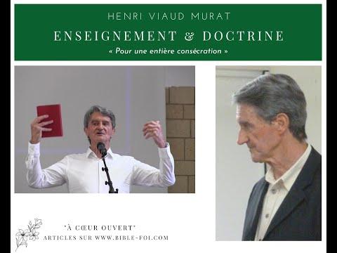 « Vraie foi ou présomption » - Par Henri Viaud-Murat