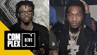 Offset and Metro Boomin Blast Epic Records for 'Bad Business'