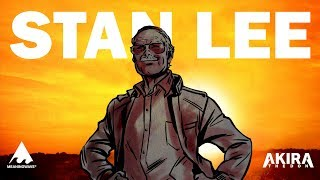 Stan Lee - My Sort Of STORY | Meaningwave | AMV