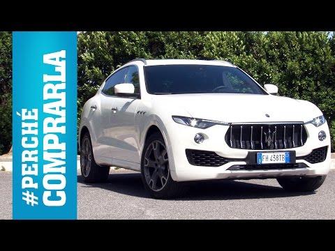 Maserati Levante   Perché comprarla… e perché no