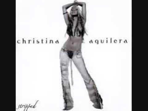 Christina Aguilera - Loving Me for Me