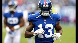 """Odell Beckham Jr. 