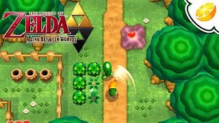 Citra Emulator Canary 428 The Legend of Zelda: A Link Between Worlds (GPU Shaders Full Speed!)   3DS