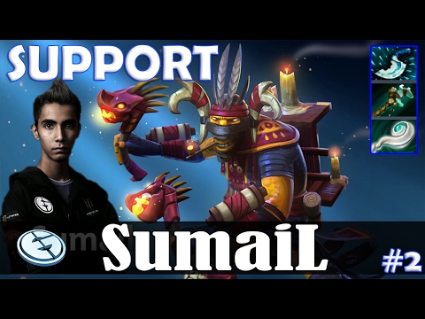 SumaiL - Shadow Shaman Roaming | SUPPORT | Dota 2 Pro MMR  Gameplay #2