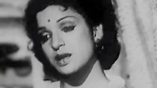 Tere Khayal Ko Dil Se - Kamini Kaushal, Lata Mangeshkar, Shair Song