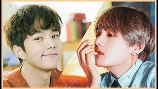MOST HANDSOME K-POP BOY GROUPS OF 2018