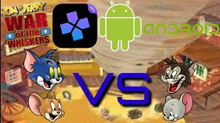 Damon PS2 Pro Tom and Jerry War of the Whiskers Android Team Tom and Jerry vs Team Butch and Nibbles