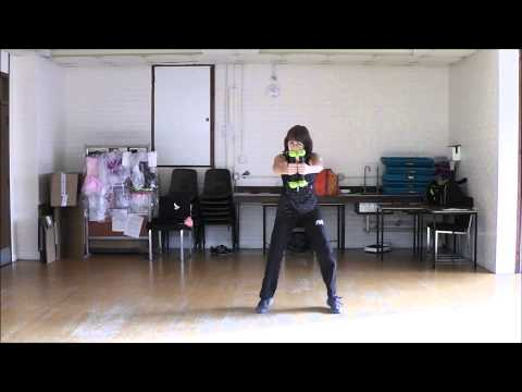 PEGALE A LOS CUEROS for ZUMBA® Toning by Terri Blake