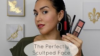 The Perfectly Sculpted Face (Make Up For Ever Pro Sculpting)