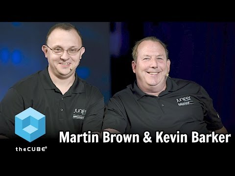Martin Brown & Kevin Barker, Independent Technology Group - #NXTWORK 2016 - #theCUBE